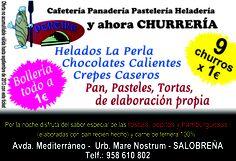 Descuentos en PEREIRA ¡¡DALE LA VUELTA AL TICKET!! del DIA% en Salobreña.