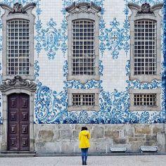 Porto, Portugal... @clemy75 #porto #visitportugal #igersporto #portugal #igersportugal #super_portugal #ig_portugal #topportophoto #main_vision #beautifuldestinations #huffpostgram #mynextholiday