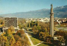Grenoble | Parc Paul Mistral | Late 1960's