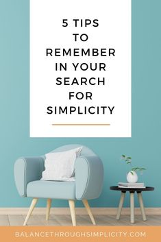 Making changes in our life can be difficult, especially if we don't know how or where to start. Check out this post for 5 tips to remember in your search for simplicity. They'll help you make changes that are realistic, sustainable and impactful for you. Slow Living, Mindful Living, Home Office Organization, Organizing, Organization Ideas, Your Search, Declutter Your Life, Make A Change, Minimalist Living