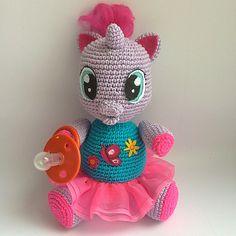 My little pony Lily PDF crochet pattern