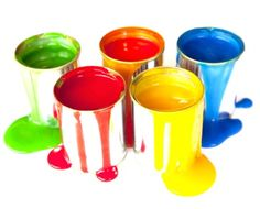 Best Ever Homemade Paint Recipe To Make Your Own Paint for Kids Crafts