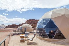 'Mars on Earth' experience opens in the Wadi Rum desert