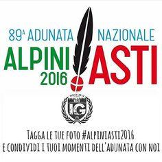 In occasione dell'Adunata degli alpini di Asti vi invitiamo a taggare i vostri scatti con il tag #alpiniasti2016 .  Le foto migliori saranno selezionate come foto del giorno  #alpiniasti2016 #alpini #asti #adunataalpini by ig_cuneo_
