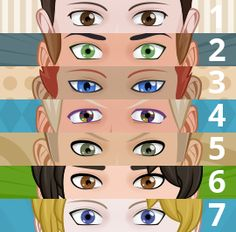 What is your eye color?