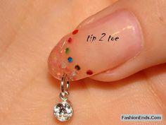 Piercing Nail