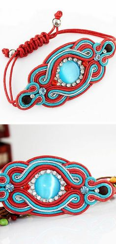 Boho Weave Bracelet  ♥