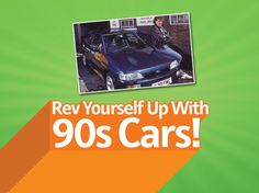 Rev Yourself Up With '90s Cars