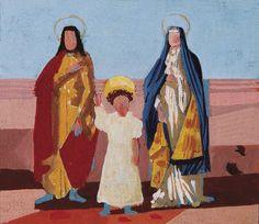 Sagrada família, de Candido Portinari
