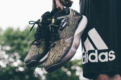 adidas James Harden Crazylight 2016 PE (Gold Standard)