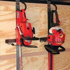 Trimmer Trap Hedge Trimmer Holder Hanger Rack Stihl Redmax