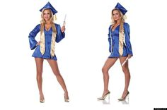 Even though Halloween's over, Amazon's Sexy Ph.D costume has sparked women, who actually hold doctorate degrees,  to speak out.