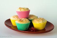 Muffins #lowcarb - ein Gedicht!