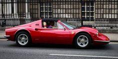 Ferrari Dino 246 GTS https://twitter.com/Eyewantstyle/status/665200877549043713
