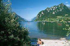 Idromeer, Italië