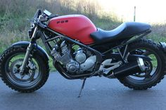 1993 Yamaha Seca II Diversion XJ600, Custom Dirt Fighter, Cafe Racer, Tracker