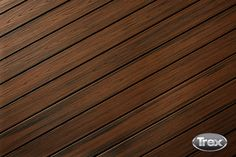 Trex Transcend decking comes in 10 beautiful shades. From warm tropicals to classic earth tones, there's a color for everyone. #outdoorliving #backyard #deck #patio #porch #compositedecking