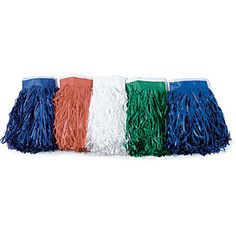 15 x 10 Roll of Decorating Material for Parade Floats and Party Supplies Metallic Green Fringe