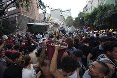 Después del sismo, los mexicanos se levantaron.