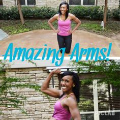 Grit by Brit - Amazing Arms Workout!