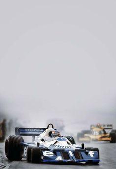 1977 - Patrick Depailler - P34
