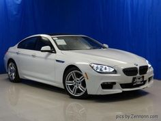 2014 BMW 640 Gran Coupe i xDrive, $74,998 - Cars.com