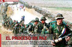 Una serie de hechos alrededor de las negociaciones de Paz dejan ver que ese proceso no tiene alma ni corazón.[http://www.proclamadelcauca.com/2014/09/el-proceso-de-paz-no-tiene-alma-ni-corazon.html]