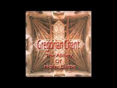Gregorian Chant The Abbey Of Notre Dame - YouTube