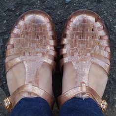 #jellies #shoes