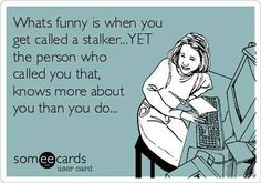 Blahahaha....true dat. Silly girl you aren't worth my time. But keep making me famous. :D