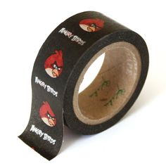 Washi Tape  Angry Bird  20mm x 10m  TP219 by DiscountCharms, $4.49