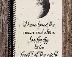 Image result for moon themed bullet journal