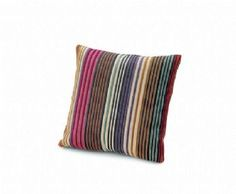 Buy the Libertad Cushion - - from Missoni Home at Amara. Decorative Items, Decorative Throw Pillows, Cool House Designs, Missoni, Dream Bedroom, Home Collections, Slipcovers, Floor Pillows, Home Goods