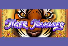 Tiger Treasures - http://freecasinogames.directory/tiger-treasures-slot-game/