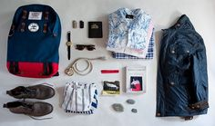 Most Essential Travel Packing List For Men