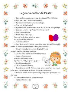 Alphabet Worksheets, Preschool Worksheets, Kids Poems, Art Classroom, Spring Crafts, Kids Education, Easter Crafts, Preschool Activities, Kids And Parenting