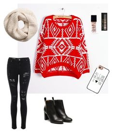 Без названия #1 by marinachernyadieva on Polyvore featuring polyvore, fashion, style, Stephane Kélian, H&M, Casetify, Forever 21 and NARS Cosmetics