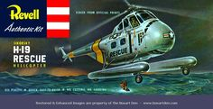 Revell H-19 Rescue S