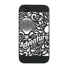 Adventure is out there (dark) iPhone Snap Case