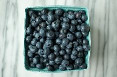 Honey Sweetened Blueberry Jam from Food in Jars at 100 Days of #RealFood