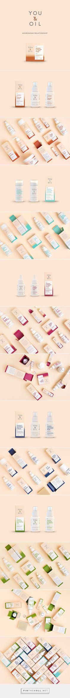 YOU & OIL natural cosmetics by Valerija Zileniene, Algirdas Orantas, Irmantas Savulionis