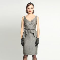 Sheena Dress Charlston, $125, now featured on Fab.