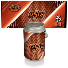 Oklahoma State Cowboys Mega Can Cooler by Picnic Time