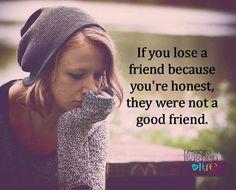 #justhonesty