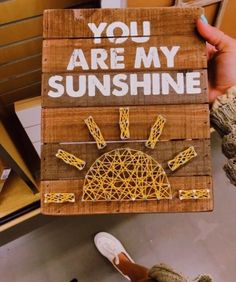 VSCO - yelllow- - Images You Are My Sunshine, Summer Aesthetic, String Art, Dream Rooms, Diy Gifts, What Makes You Happy, Make Me Happy, Make You Smile, Vsco