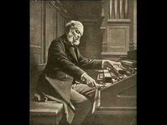 ▶ Cesar Franck; Preludio, coral y fuga. (I Preludio) - Arthur Rubinstein, piano