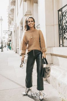 Find out how to stay warm and chic with these 15 winter going-out outfits.