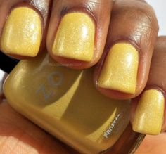 Zoya Piaf swatched by Haute Lacquer. Zoya is the new color of fashion! Find it at http://www.zoya.com/content/38/category/Lovely_Spring_2013_Nail_Polish_Collection.html?O=PN130102WD121212