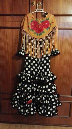 c1ebbebf7ee4 Las 20 mejores imágenes de Complementos de flamenca Faralá ...