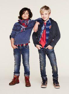 Tommy Hilfiger kids FW 2014